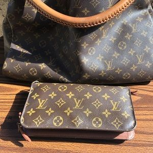 🚨organizer Insolite large wallet Louis Vuitton